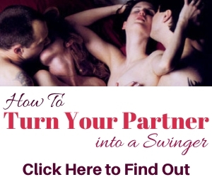 How to turn your partner into a swinger banner ad